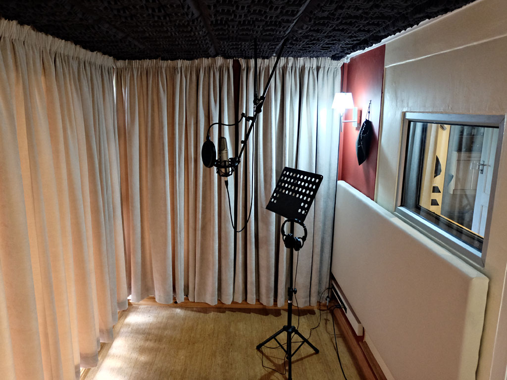 Voice Over Recordings in Cape Town