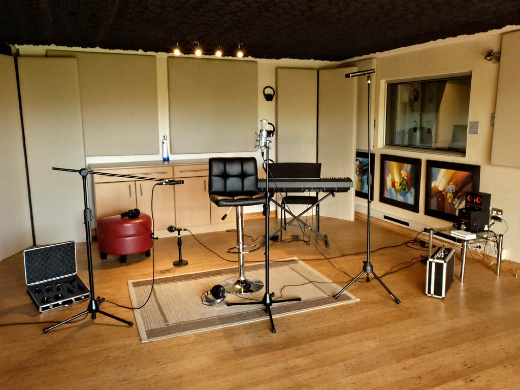 Live Room Cosher Recording Studios