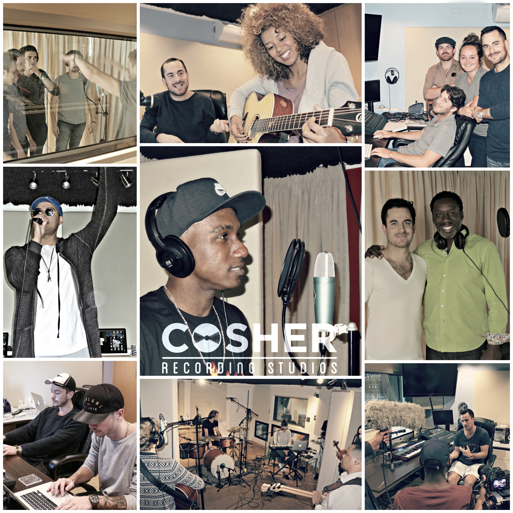Cosher Recording Studios in 2017