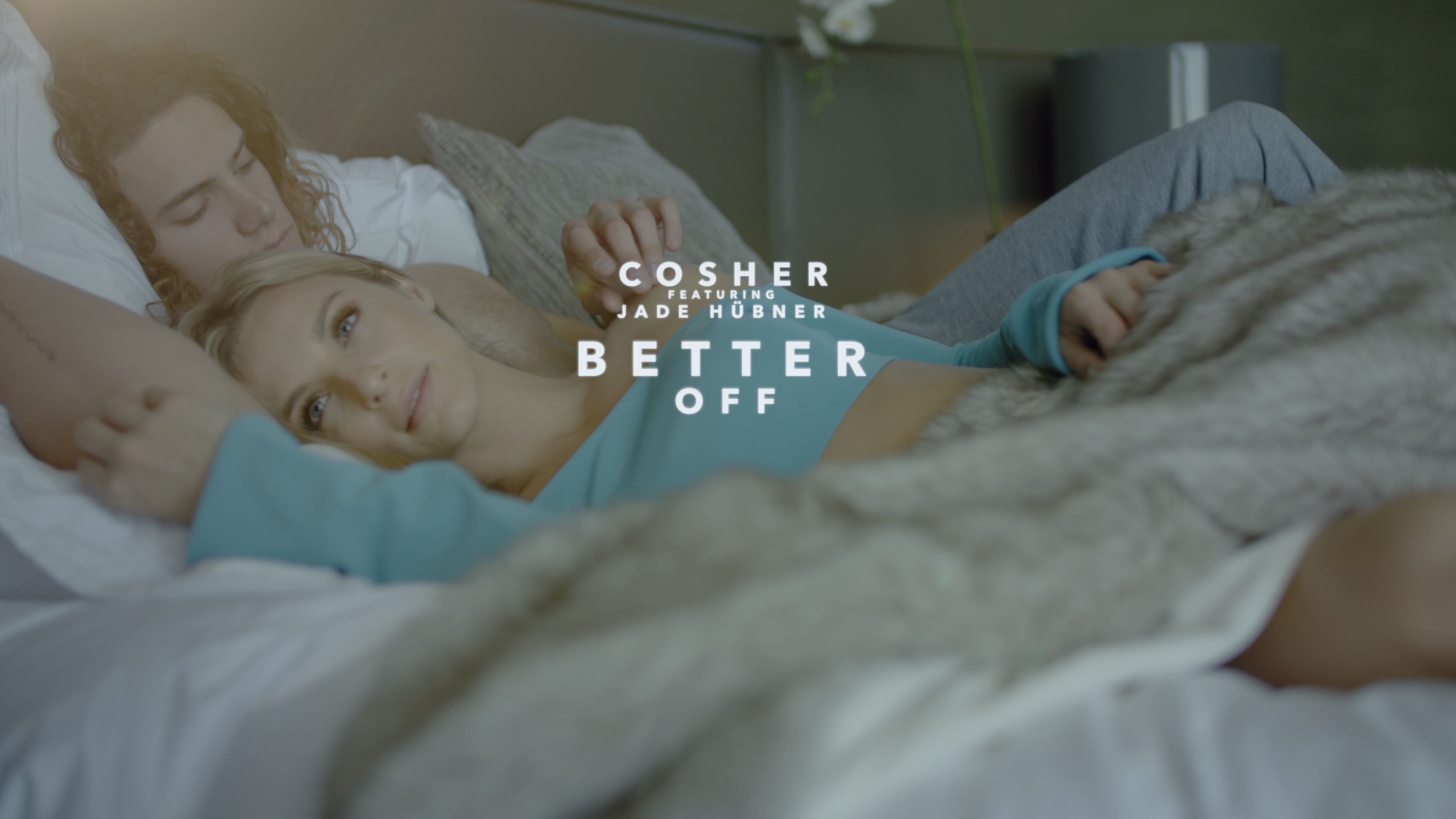 'Better Off' Music Video by Cosher
