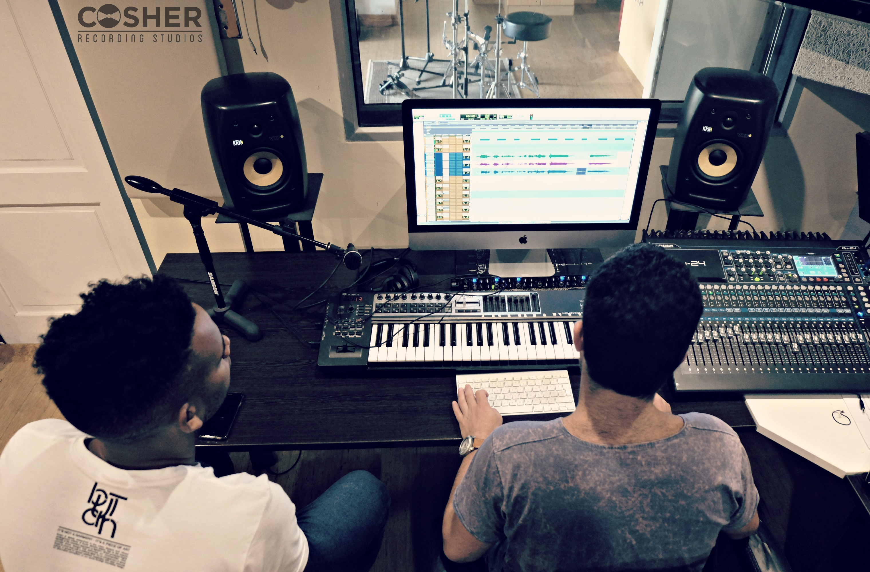 Cosher & Chad Saaiman Collaboration
