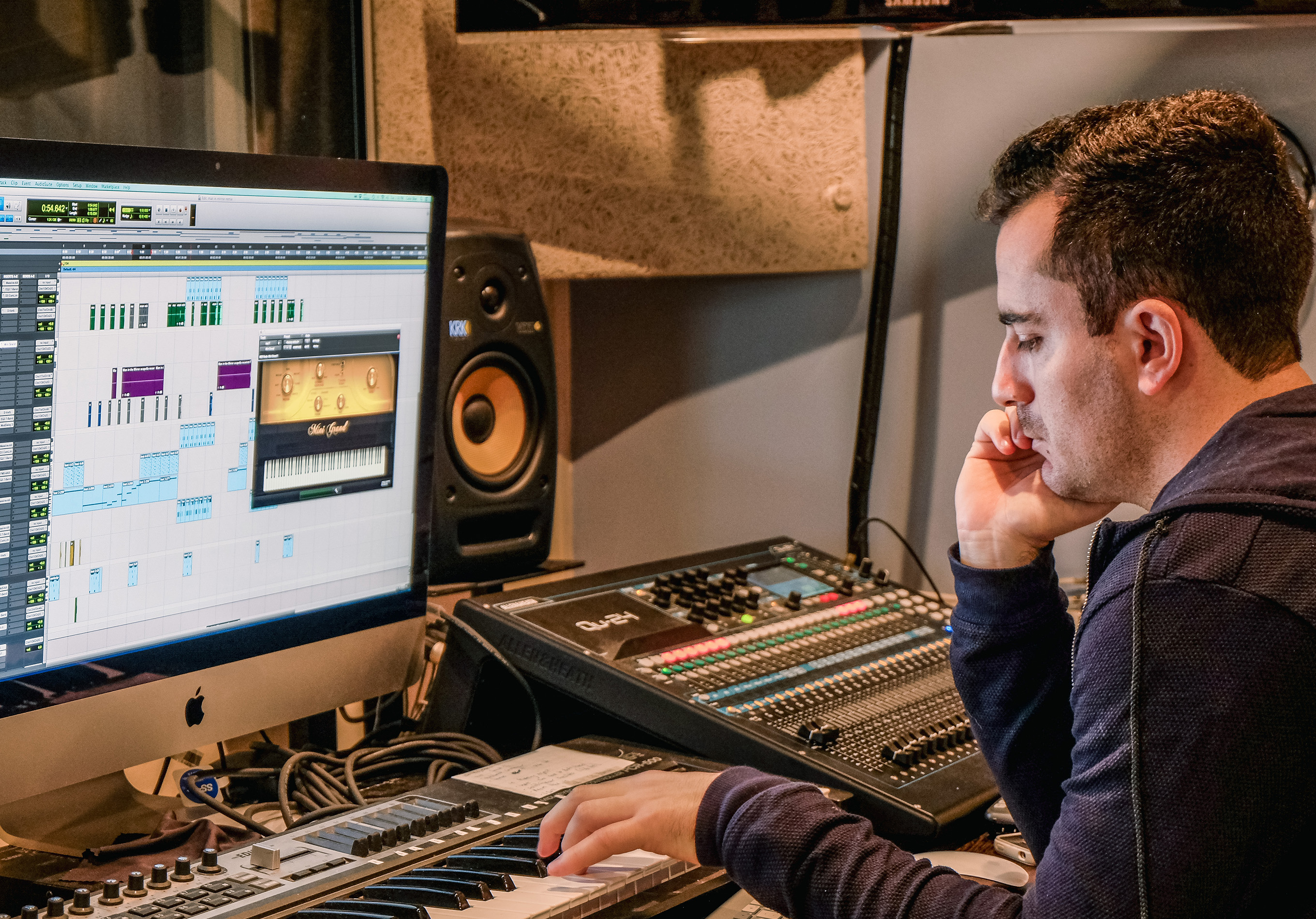 Producer, Composer, Engineer – Why we need to be a bit of all 3