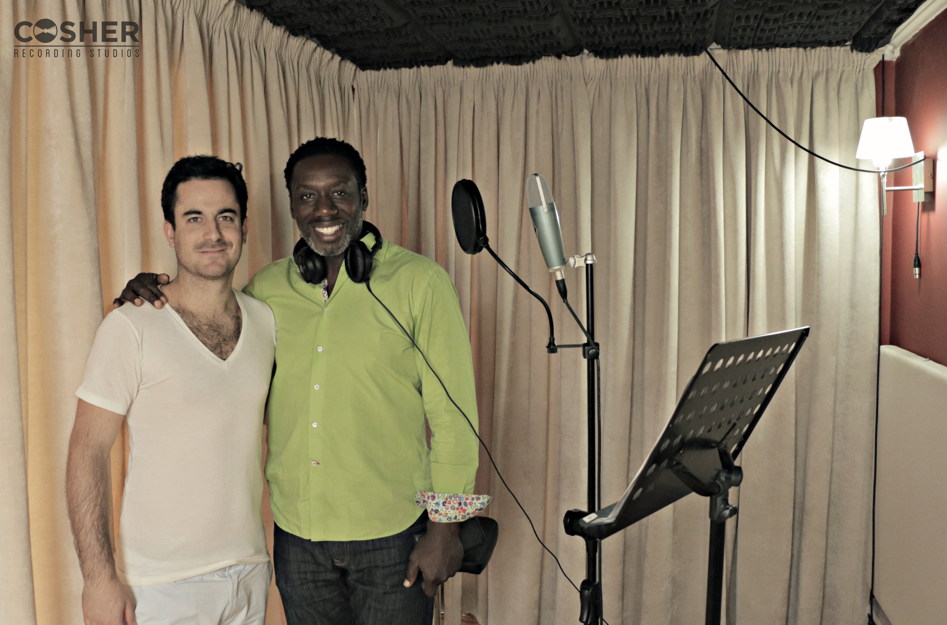 Voice Over Recording in Cape Town, South Africa