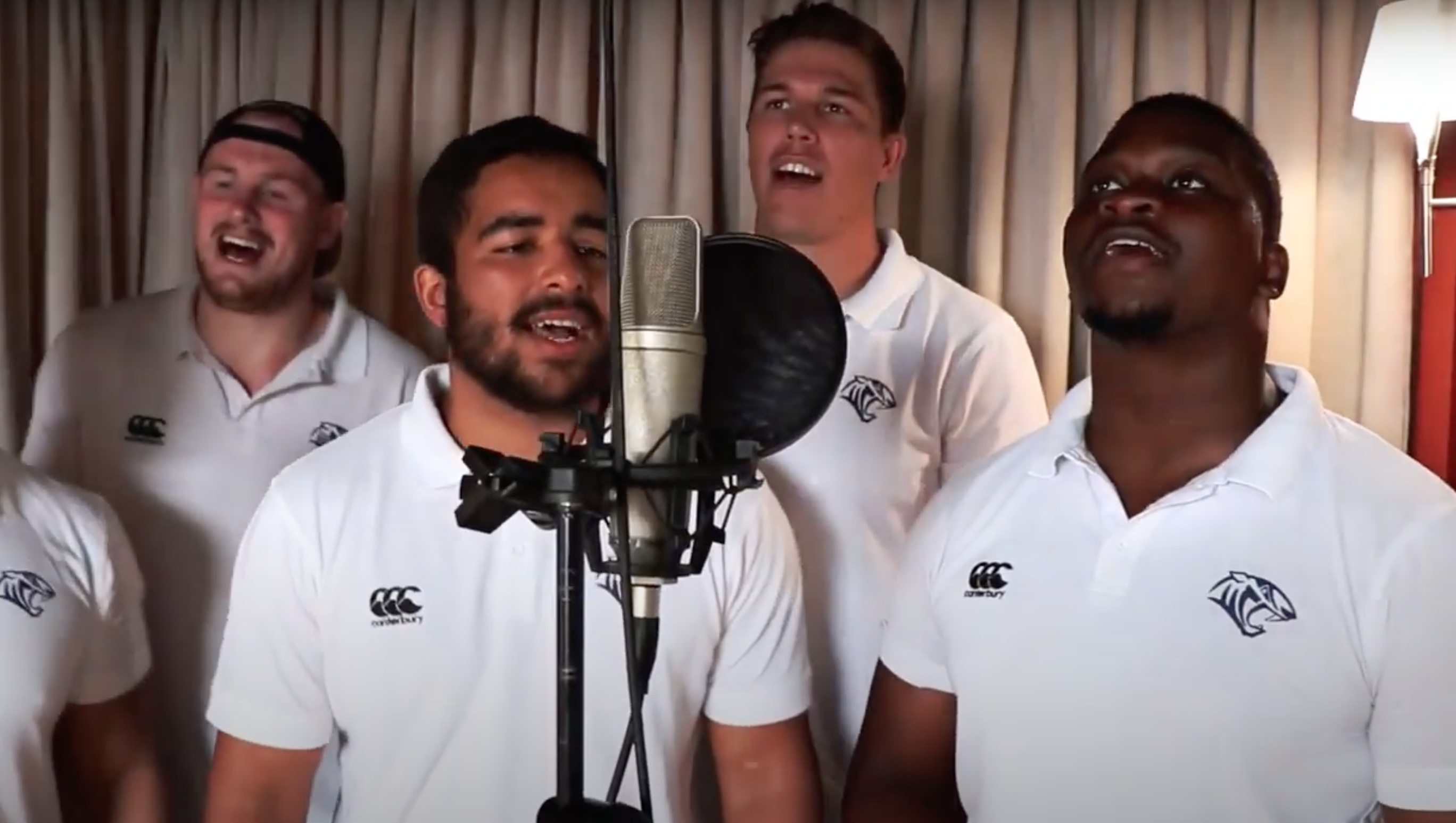 "The UCT Ikey Tigers Release a Video of Their Team Song ""Warrior Poet"""