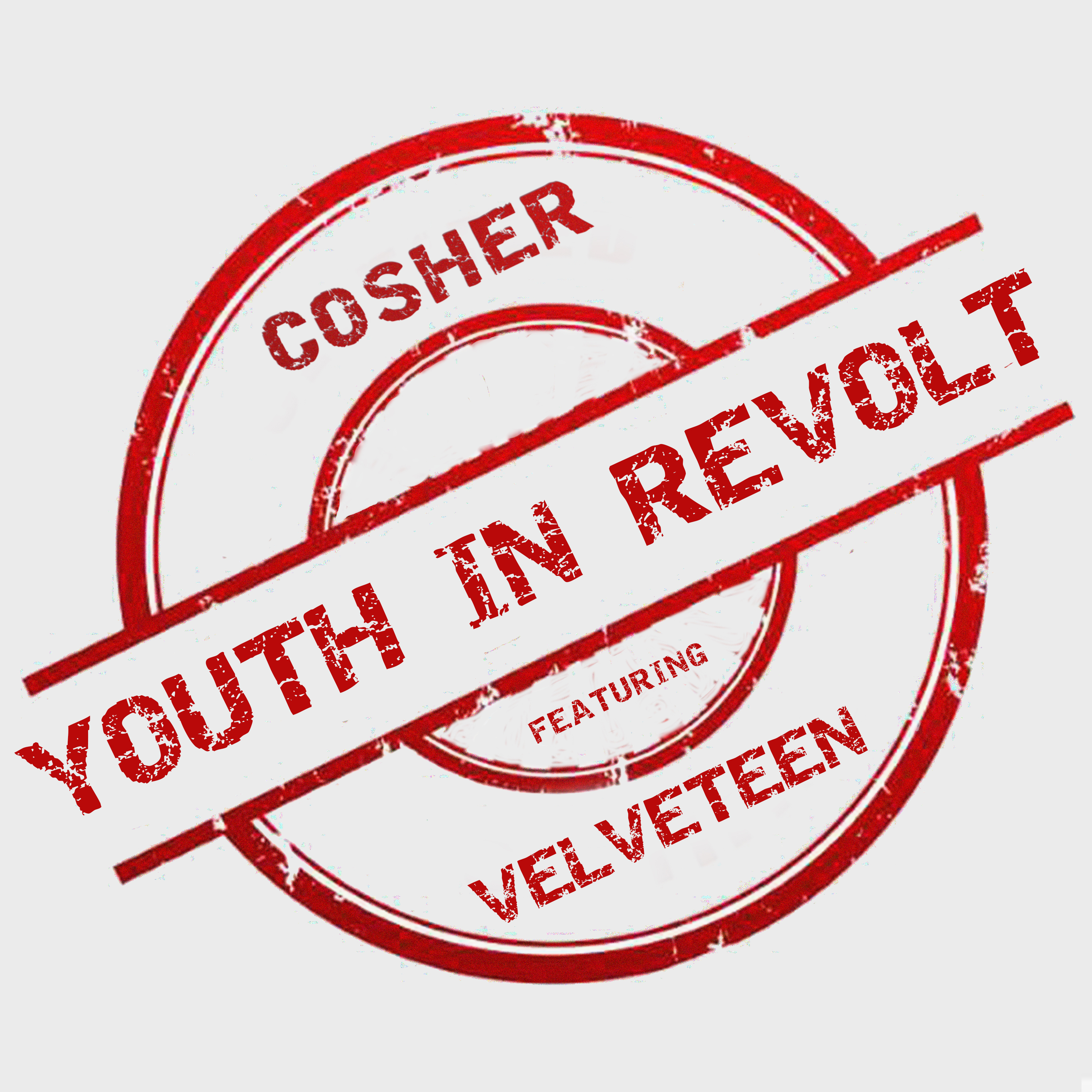 """Cosher Releases Latest House Track with the Talented Velveteen called """"Youth in Revolt"""""""