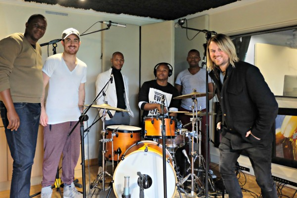Seraphime Album Band Recording